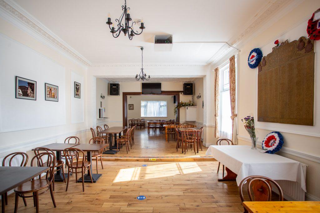 Beer Hall Czechoslovak National House