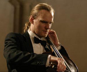 Czech Cellist František Brikcius
